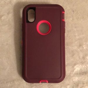 🌺NWT🌺 iMangoo Armor cover case for iPhone X/Xs